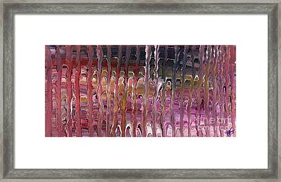 Release Of Illusion Framed Print