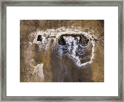 Release Framed Print by Robert Knight