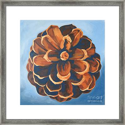 Framed Print featuring the painting Released by Erin Fickert-Rowland