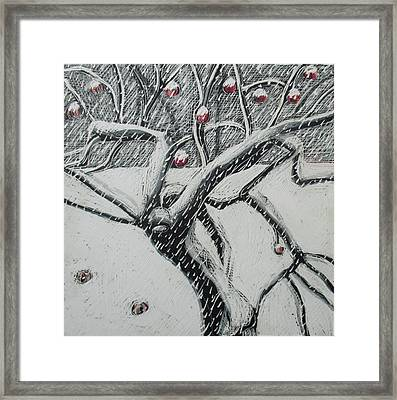 Relentless Framed Print by Grace Keown