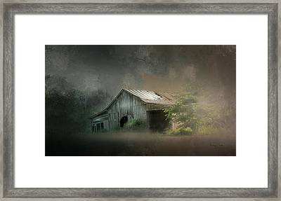 Relic Of The Past Framed Print