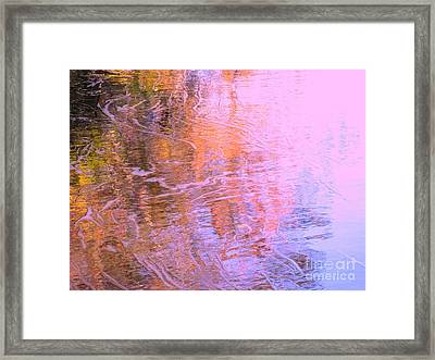Relinquish Framed Print by Sybil Staples