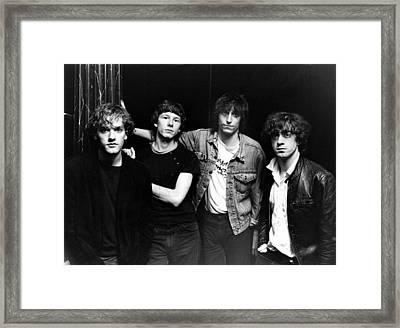 Rem 1983 Framed Print