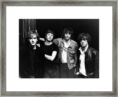 Rem 1983 Framed Print by Chris Walter
