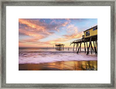 Remanants Framed Print