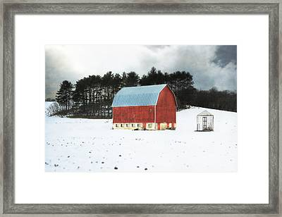 Rembering The Good Old Days Framed Print by Julie Hamilton