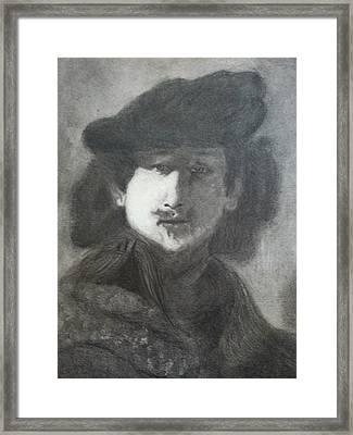 Rembrandt Framed Print