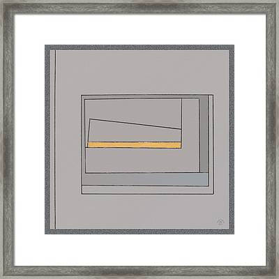 Remember Gary 3 Framed Print by Stan  Magnan