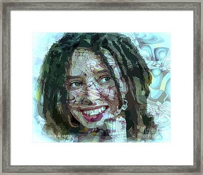 Remember Me Framed Print