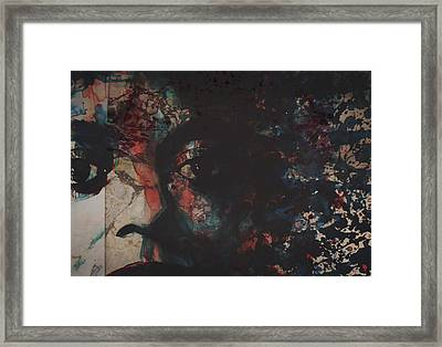 Remember Me Framed Print by Paul Lovering