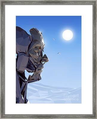 Remember Me Framed Print by Pixel Chimp