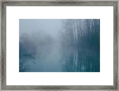 Remember That Morning Framed Print