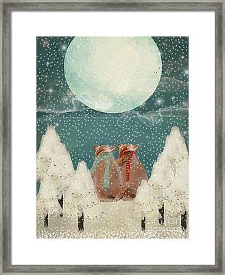 Framed Print featuring the painting Remember The Time by Bri B