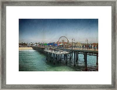 Remember Those Days Framed Print by Laurie Search