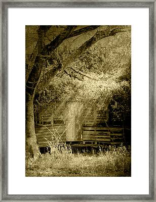Remember When Framed Print by Holly Kempe