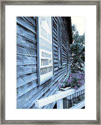 Remember When Framed Print by Jessica Burgett