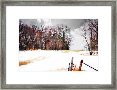 Remember When Framed Print by Julie Hamilton