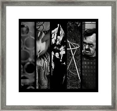 Rememberance 2 Framed Print by Werner Hammerstingl