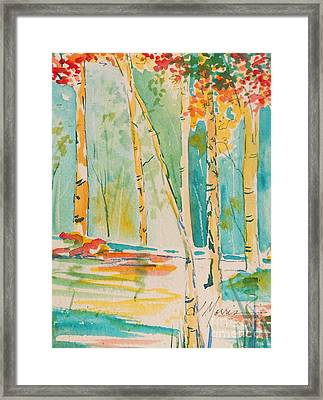 Remembering Edisto Island Framed Print