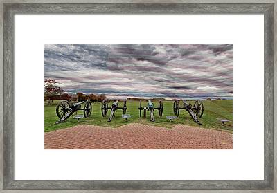 Remembering Framed Print by John M Bailey
