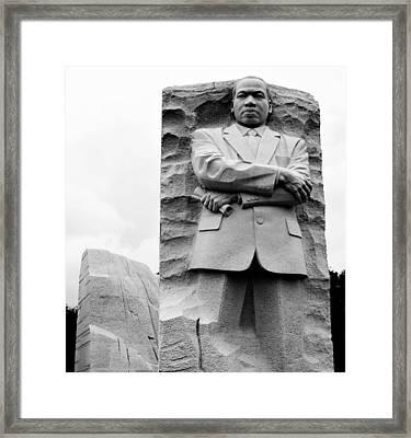 Remembering Mr. King Framed Print