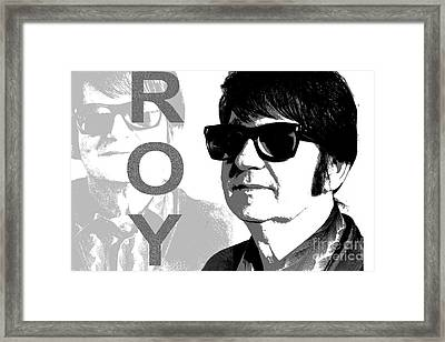 Remembering Roy Framed Print by Patrick Dablow