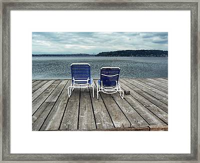 Remembering Summer. Framed Print by Anastasia Michaels