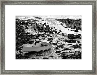 Remembering Wyeth Framed Print by Olivier Le Queinec