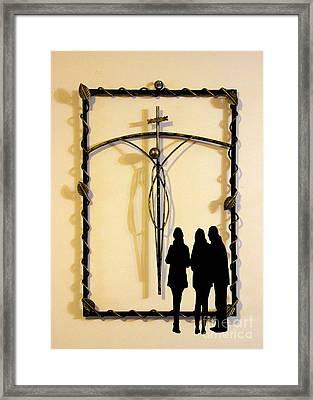 Remembrance Framed Print by Al Bourassa