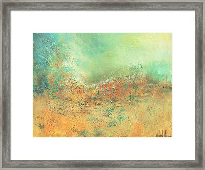 Remembrance Framed Print by Anahid Minatsaghanian