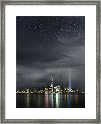Remembrance  Framed Print