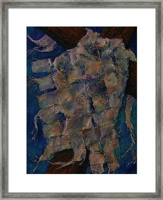 Remnant Framed Print
