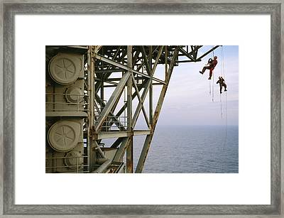 Remote Access Technicians R.a.t.s Framed Print