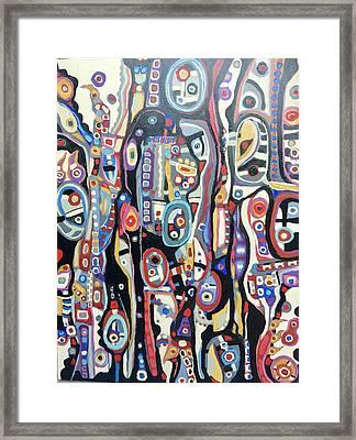 Renacidos # 15 Framed Print