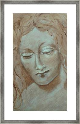 Renaissance Women Framed Print by Lori Thompson