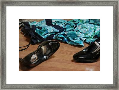 Rendezvous Do Not Disturb 03 Framed Print by Andy Lawless