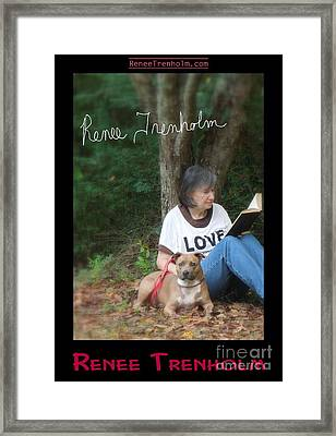 Renee Trenholm . Signed Framed Print by Renee Trenholm