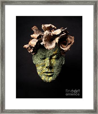Renewal Framed Print by Adam Long