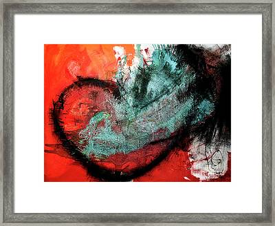 Renewal Framed Print by Laurie Wynne Weber