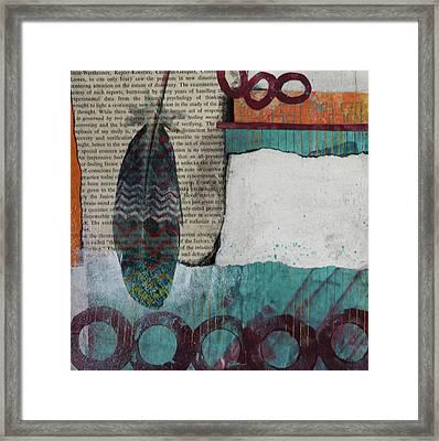 Reorienting  Framed Print