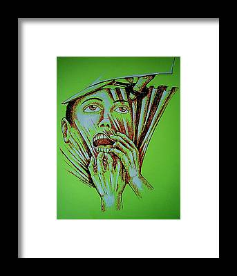 Express Themselves Freely Framed Prints