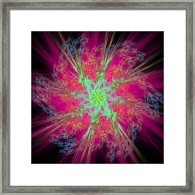 Reprovideo Framed Print