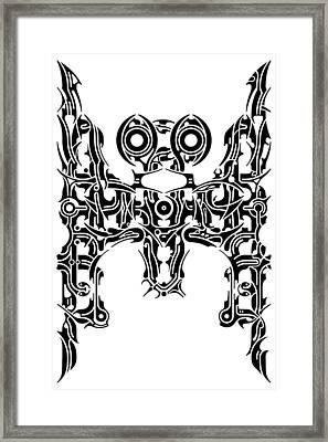 Requiem I Framed Print by David Umemoto