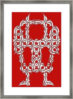 Requiem II Framed Print by David Umemoto