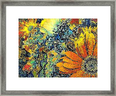 Resilience And Beyond Framed Print by Andy Rhodes