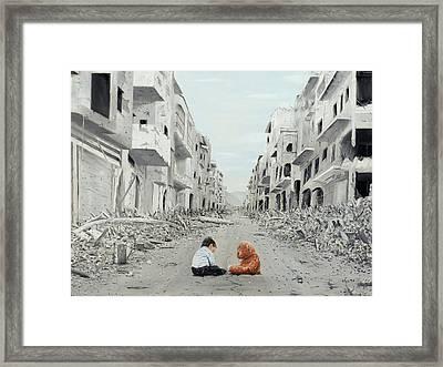 Resilience Framed Print
