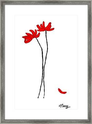 Resilient Framed Print