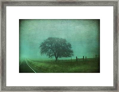 Resolution Framed Print by Laurie Search