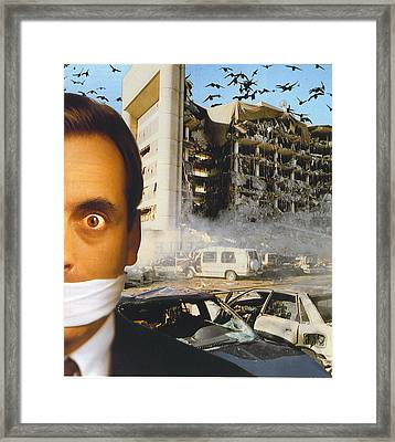 Resolve Framed Print by Kevin Porter