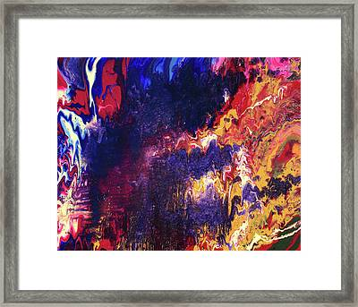 Resonance Framed Print